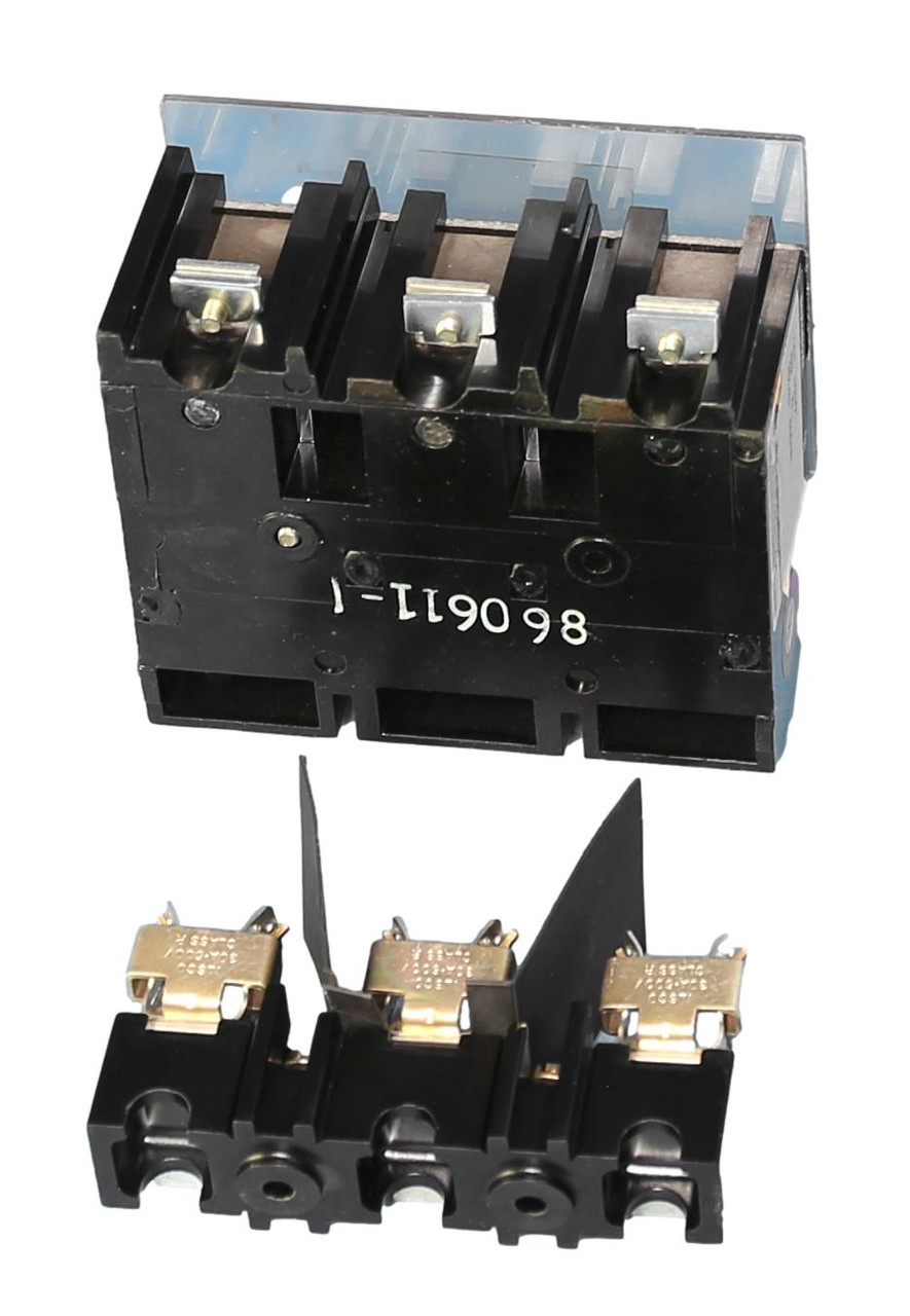 Switch and Lower Fuse Block