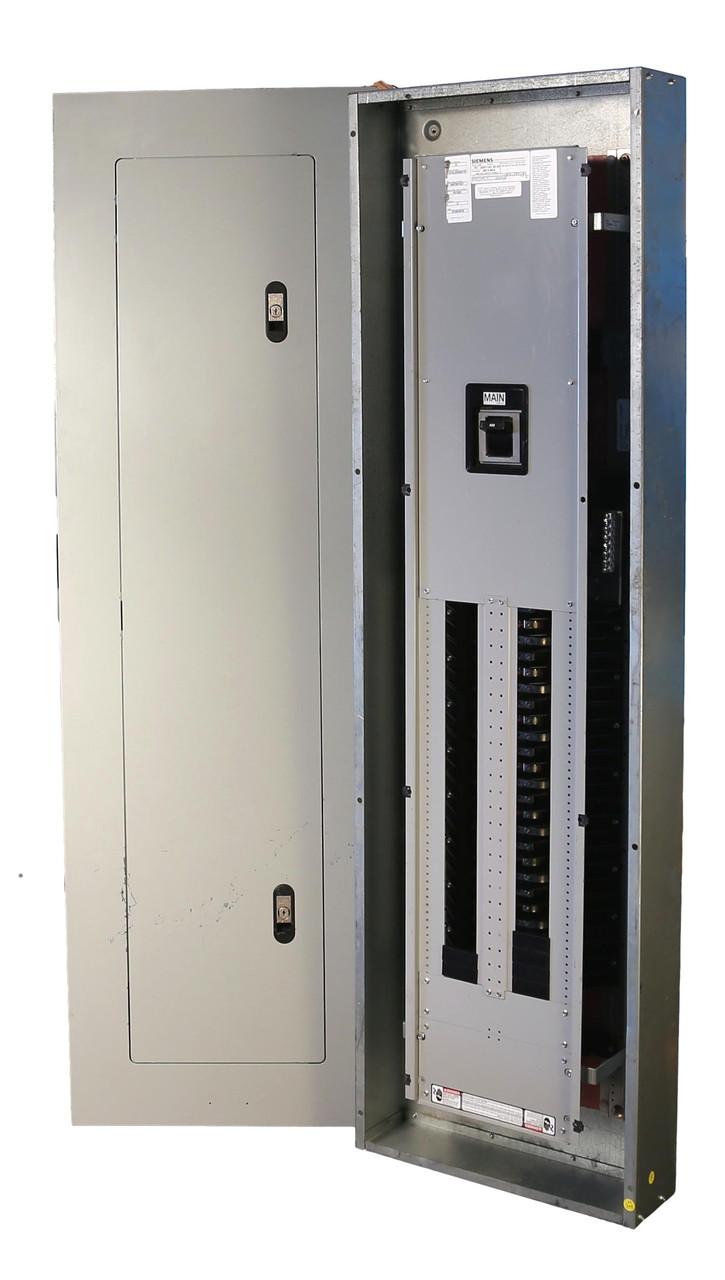 Complete 400A Main Breaker Panelboard Simens P2