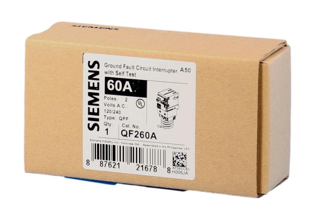 QF260A GFI