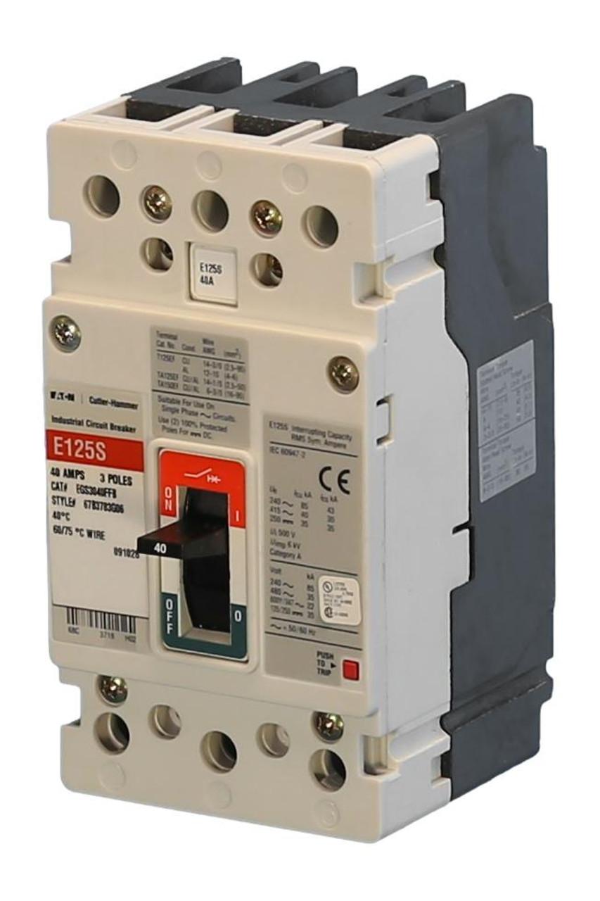 EGS3040FFB  Eaton Cutler-Hammer Circuit Breaker