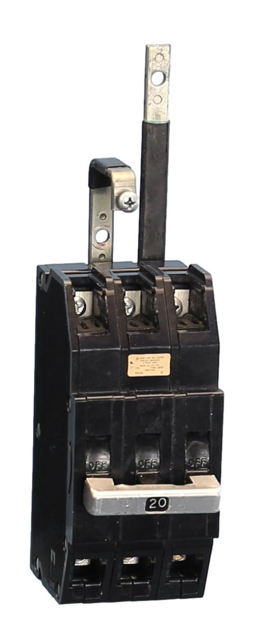 QB Panelboard Phase Conductors for Bolt-On Circuit Breakers
