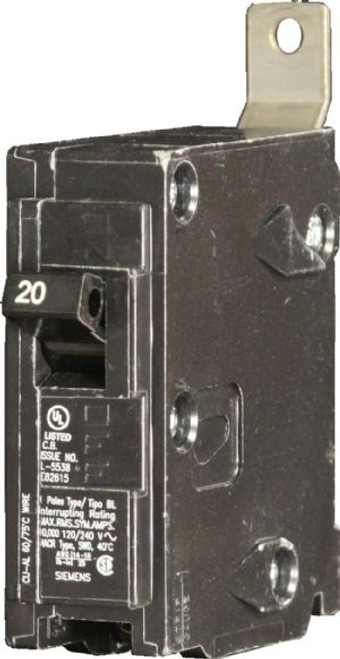 B120H Bolt-on type for panelboard use.