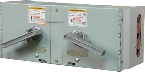 V7E3612 V7E3612 Fusible Twin Switch ITE or Siemens