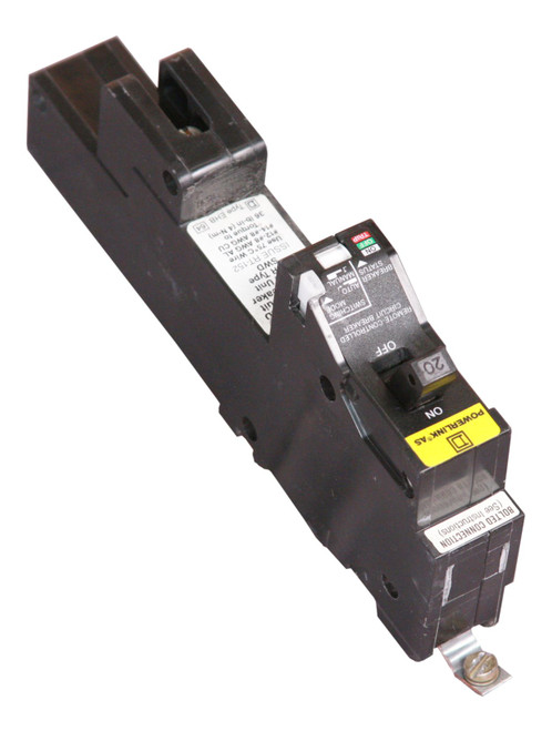 EHB14020AS Remote control Power Link Square D Circuit Breaker