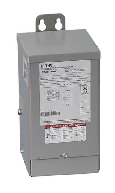Eaton Transformer 240X480V to 120X240V