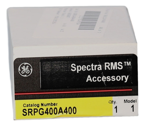 SRPG400A400 Spectra Rating Plug Factory Box