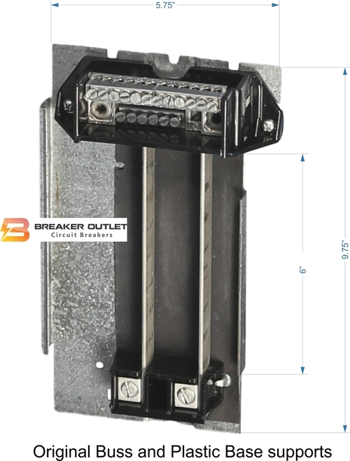 ZRB8 8 Circuit Capacity