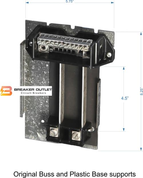 ZRB6 8 Circuit Capacity