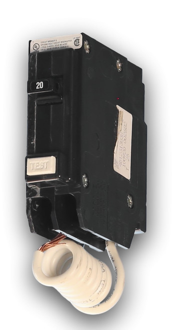 QPGF1020  Eaton | Cutler-Hammer Ground Fault Circut Breaker with Pigtail