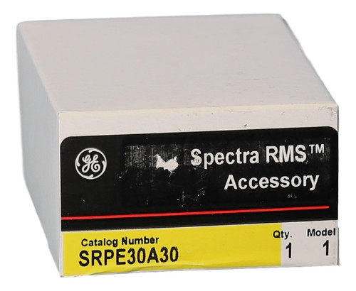 SRPE30A15 (Picture shown is typical for all amps)