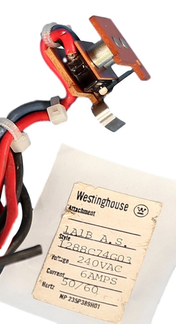 Auxiliary Switch 1288C74G03