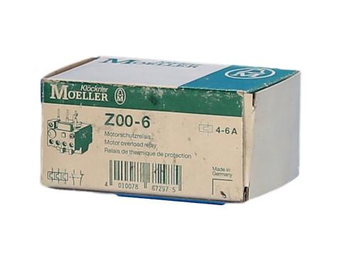 Z00-6 Klockner-Moeller, overload