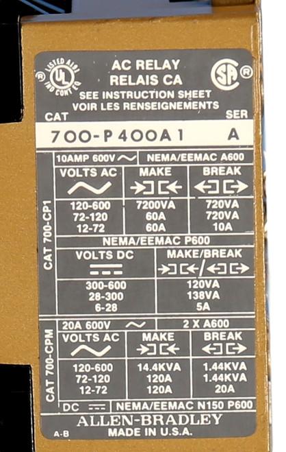 700-P400A1