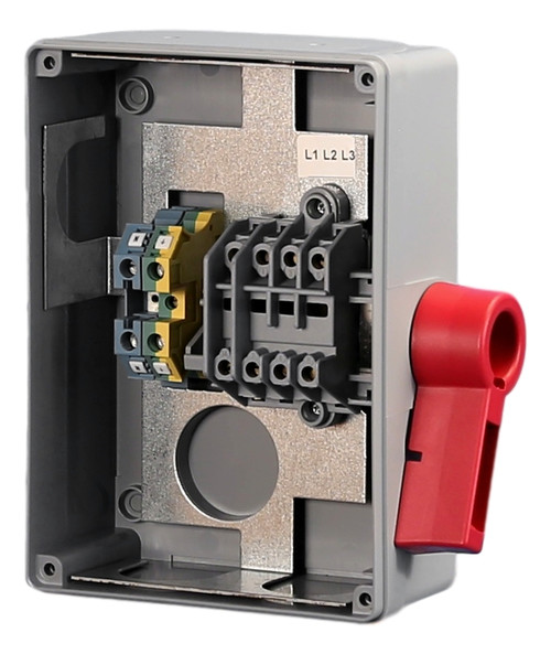 DS30-AX  Heavy Duty 30 Amp Disconnect Switch