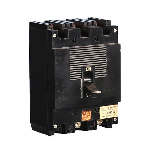 999315 ML-1 Square D Circuit Breaker (Pic Represents all Amperages)