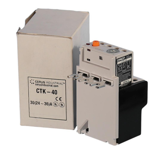 CTK-40 Thermal Overload Relay