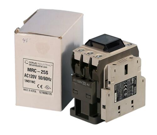 MRC-25S-120VAC Cerus Mira 40A Magnetic Contactor