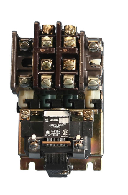 Joslyn Clark LC20U04 Lighting Contactor