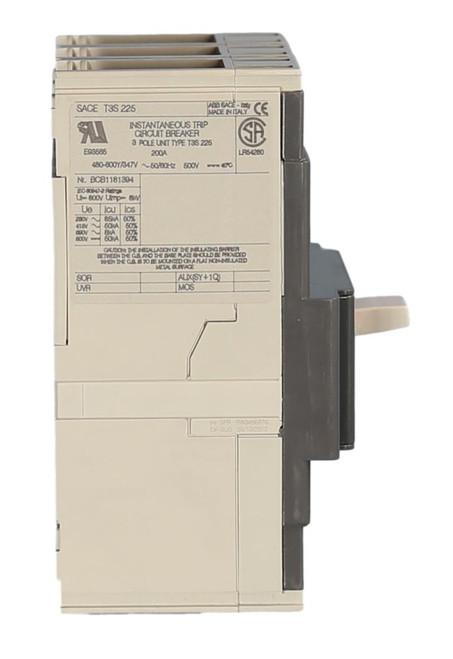 SACE T3S225 200 Amp