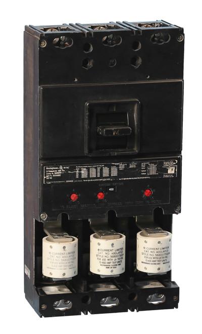 LA3400P Complete Breaker w/ fuses and trip