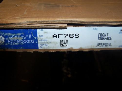 AF76S GE Panelboard Cover/Door