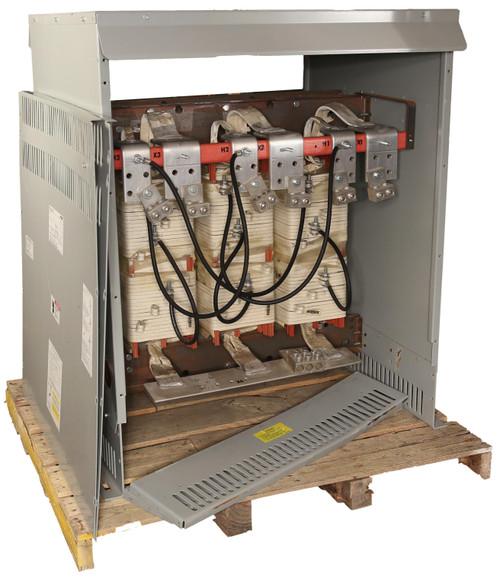 225 kVA Power Transformer Inside View