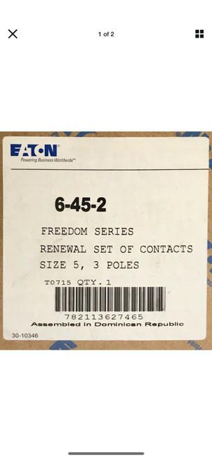 6-45-2 Contact renewal kit