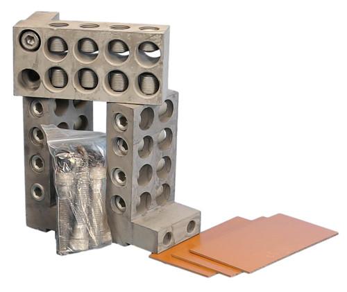 30733 FPE Lug Kit (8) 500 mcm connectors