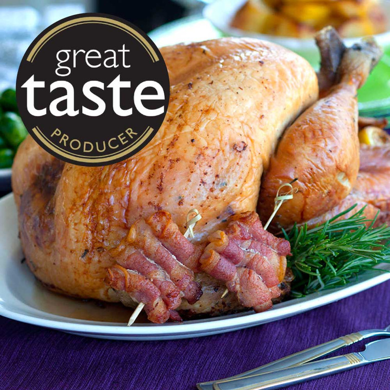 Free Range Bronze Appledore Turkey