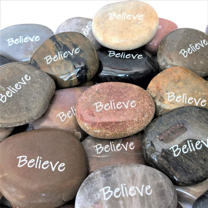 When you need a reminder to Believe!