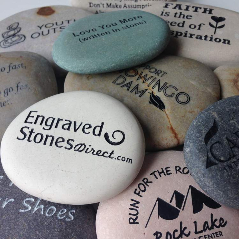 Paperweight Stone Samples