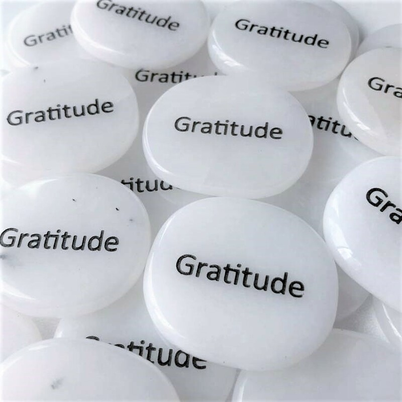 A little Gratitude goes a long way....
