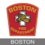 Boston Fire Truck Scale Models