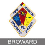 Broward Fire Truck Scale Models