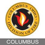 Columbus Fire Truck Scale Models