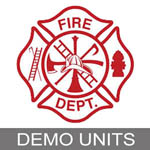 Demo Fire Truck Scale Models