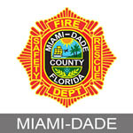 Miami Dade Fire Truck Scale Models