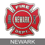 Newark Fire Truck Scale Models