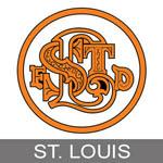St Louis Fire Truck Scale Models