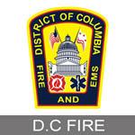 Washington DC Fire Truck Scale Models