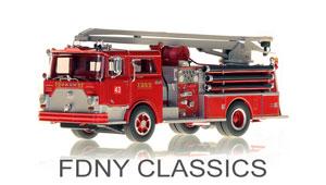 FDNY Classics Scale Models