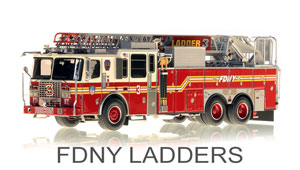 FDNY Ladders Scale Models