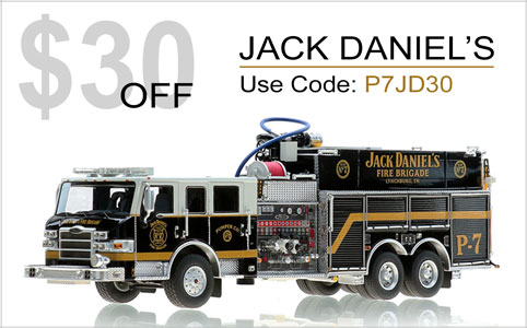For a limited time, save $30 on Jack Daniel's P-7 Pumper