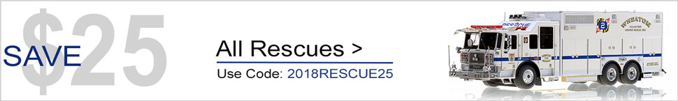 Save $25 on all Rescues!