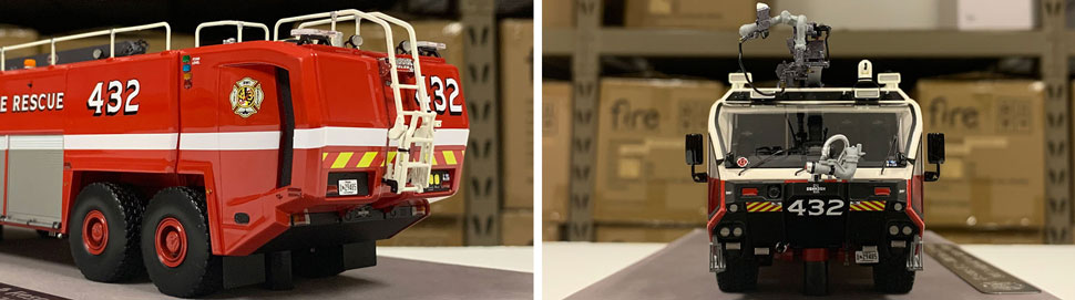 Close up images 1-2 of BWI Rescue 432 scale model