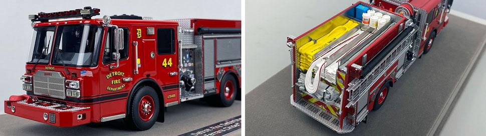 Close up images 3-4 of Detroit Ferrara Engine 44
