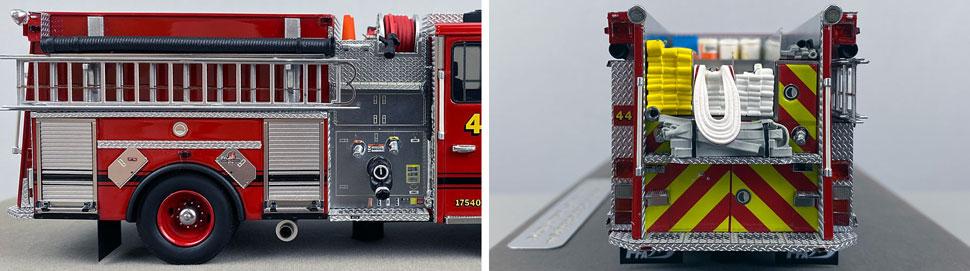 Close up images 9-10 of Detroit Ferrara Engine 44