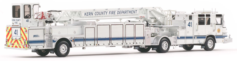 Kern County T41 features a 0.6mm stainless steel ladder.