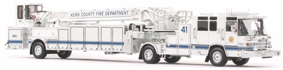 Kern County Truck 41 is museum grade.