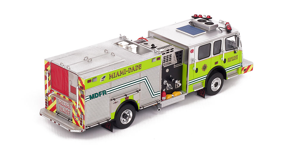 Order your MDFR Rosenbauer Engine today!
